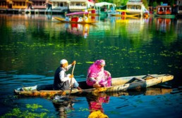 A Couple's Daily Ride Kashmir