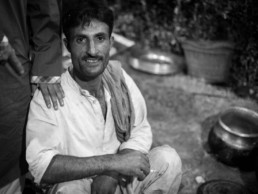 Wazwan Chef in Kashmir