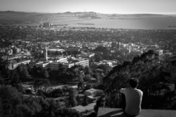 View of Berkeley from the Hill