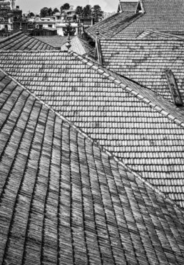 Layered Rooftops