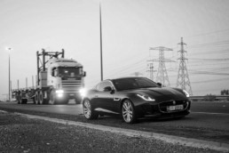 F-Type Coupe V6 S in Dubai, UAE