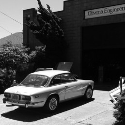 Alfa Romeo in Berkeley, California